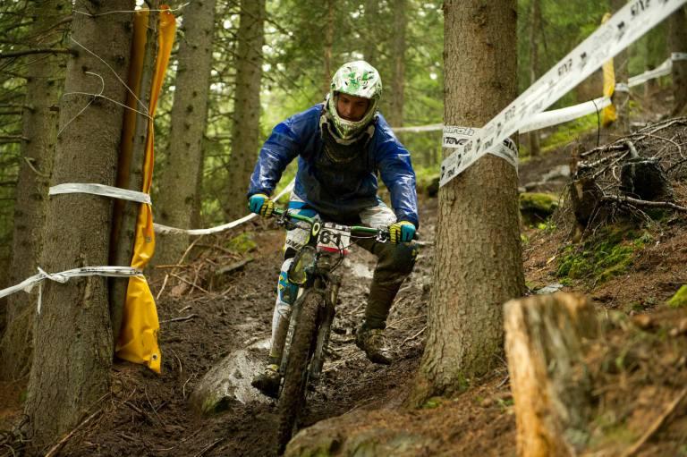 2° Regionale Downhill Champoluc 2013