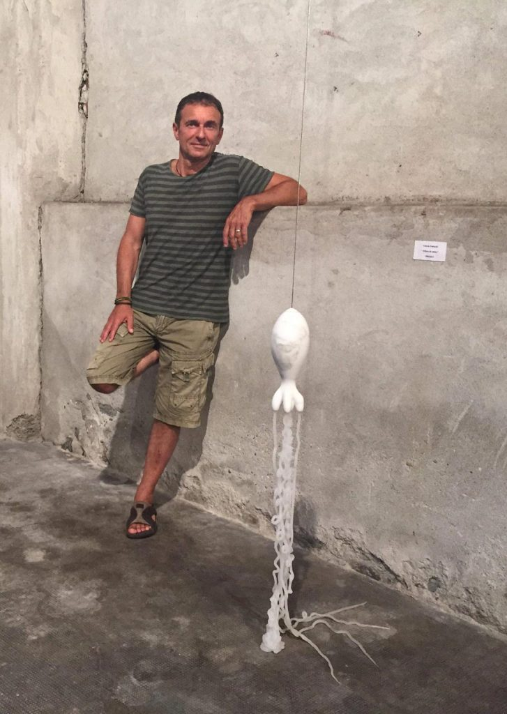 "Valerio Tedeschi con ""Filtro Mediterraneo"""