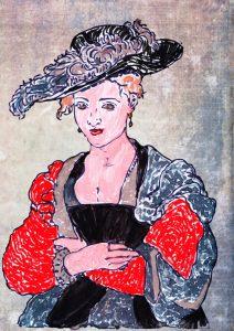 Il cappello di paglia – di Peter Paul Rubens 🍏 Ri-visto da Caterina