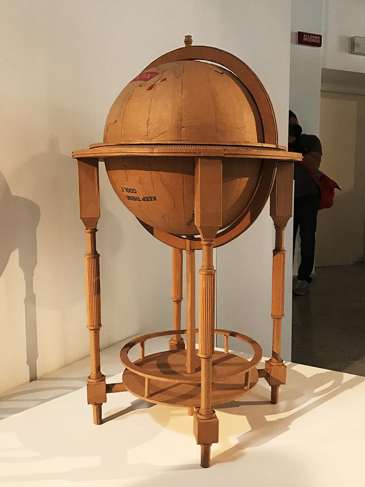 Mappamondo, 2011 (Globe)