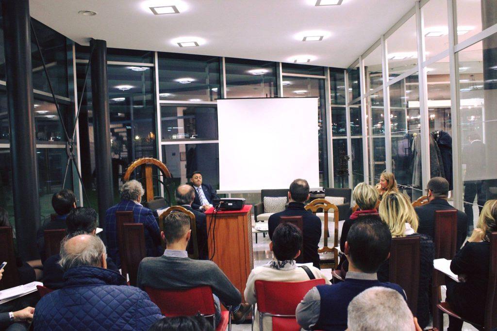 La legge di bilancio 2018 illustrata in anteprima alla Manifattura di Domodossola.
