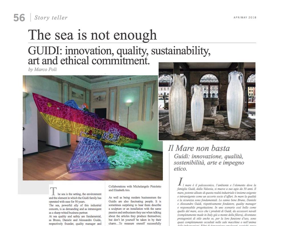 Yacht Club Portofino Magazine - Pagina 56