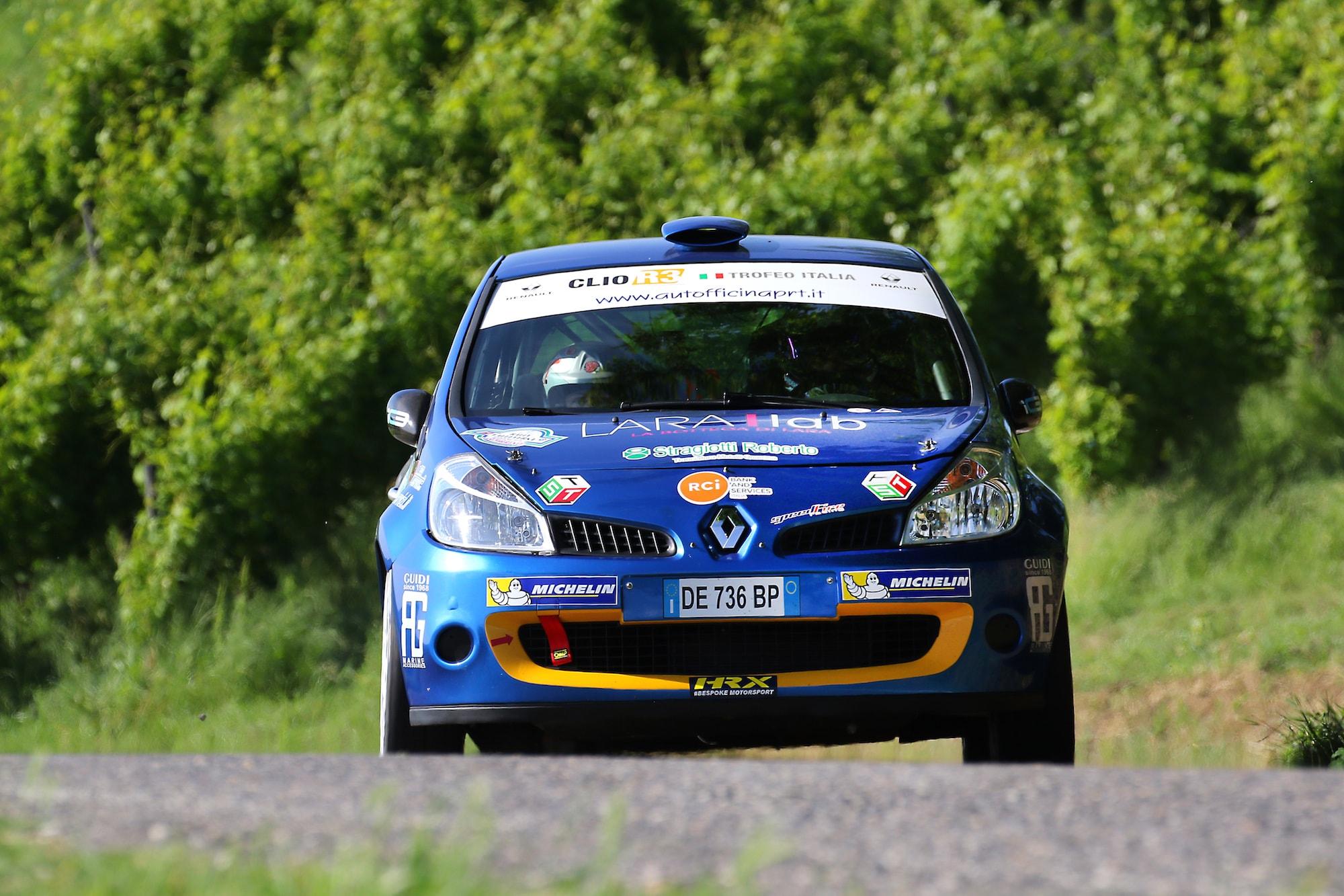 1° Rally Valle Versa
