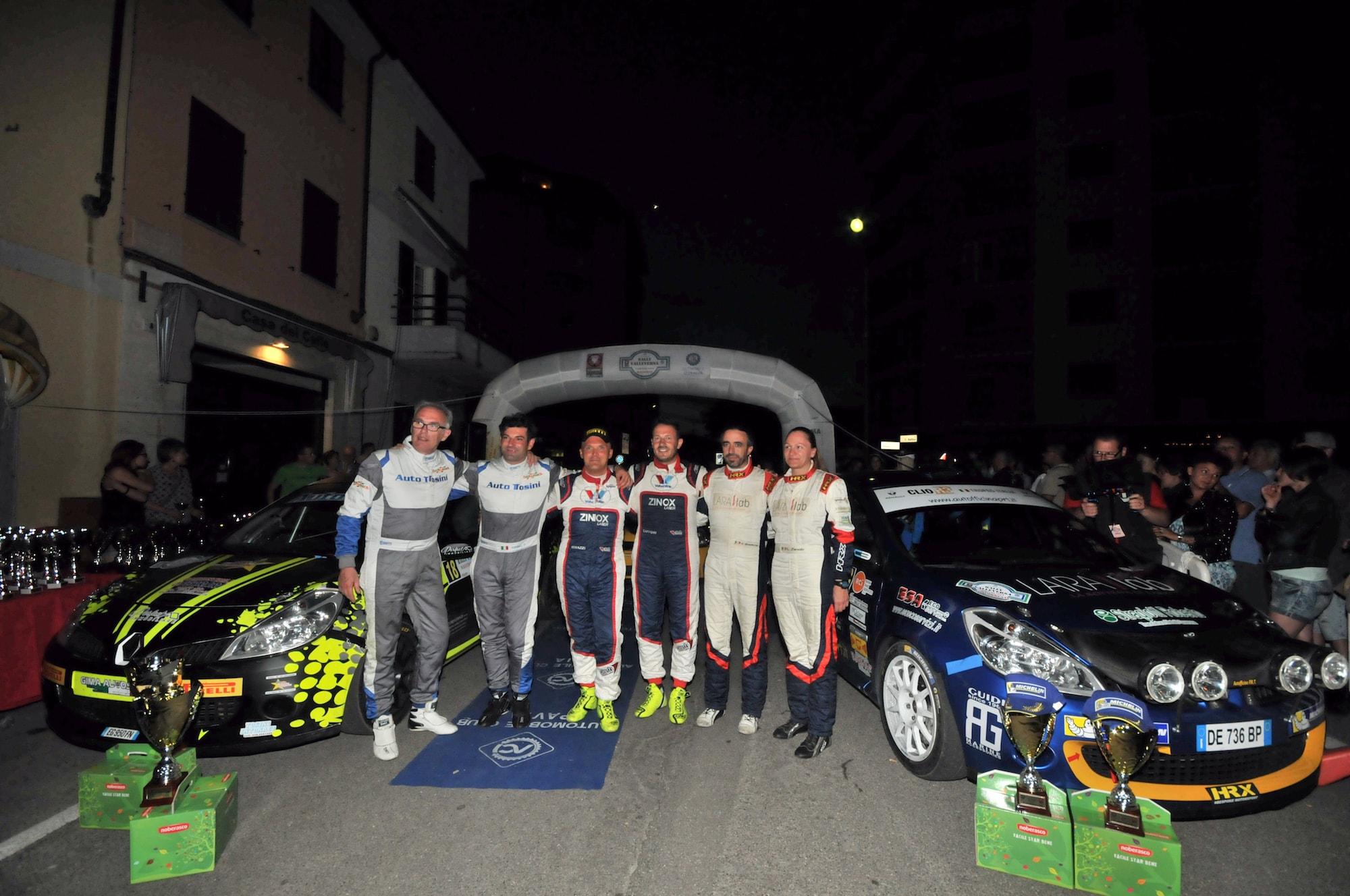 Valle Versa Rally