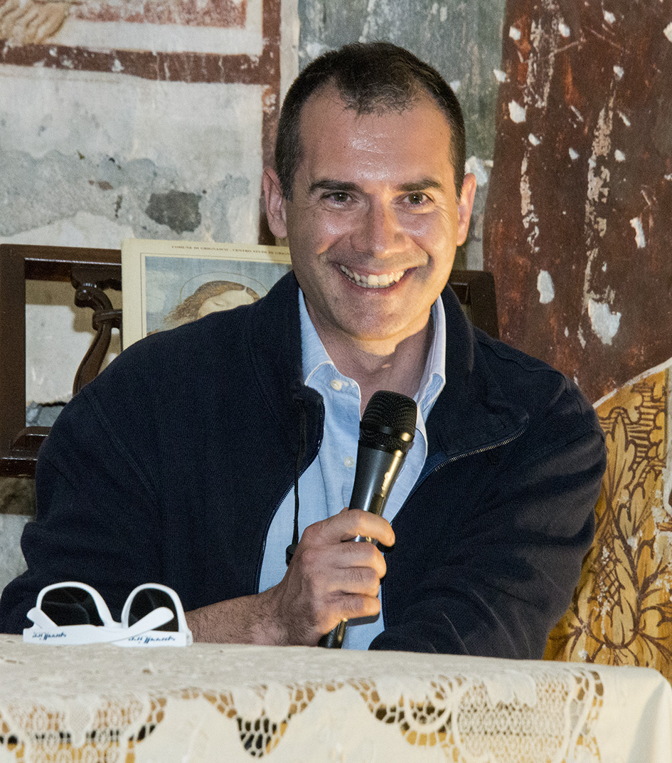 Daniele Guidi - raccontare il nostro futuro