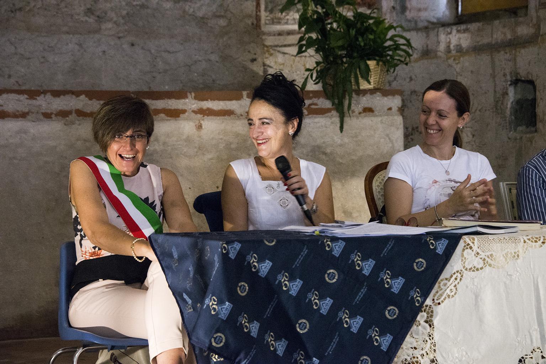 Katia Bui, Piera Mazzone, Enrica Pastore - raccontare il nostro futuro