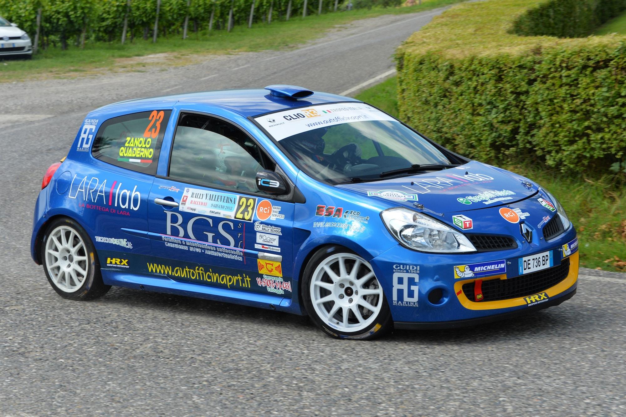 2018 Rally Valle Versa