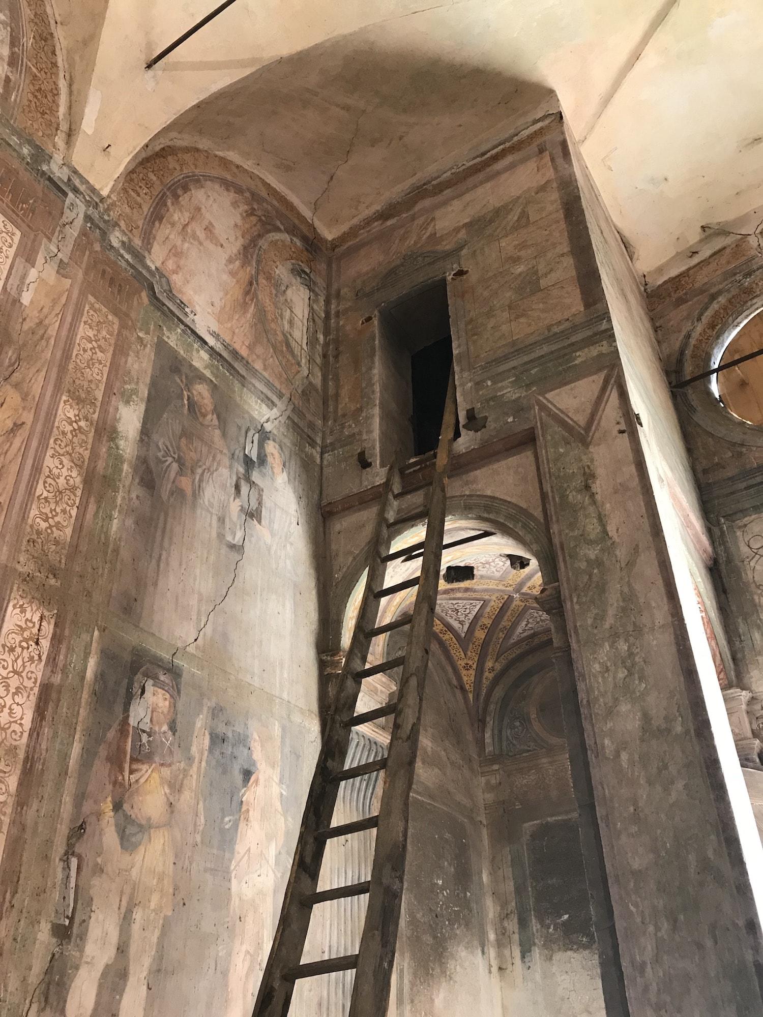 Chiesa Santa Maria delle Grazie - Grignasco