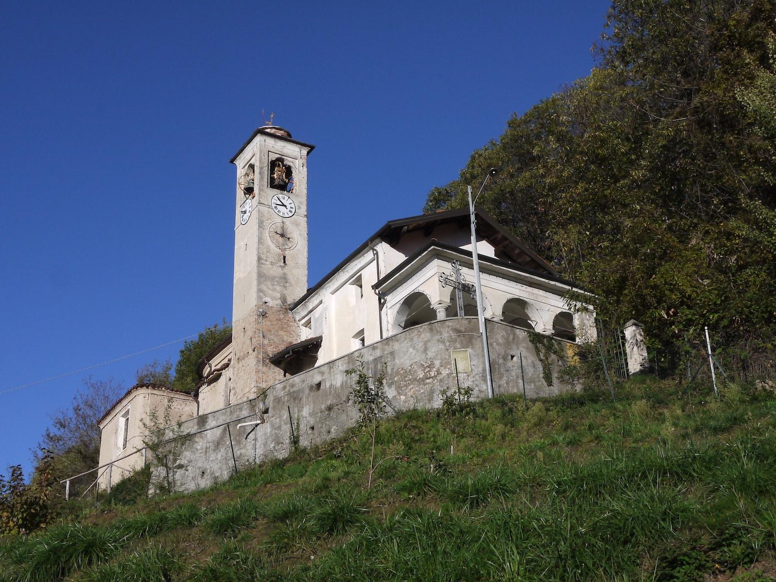 Chiesa di San Gaudenzio (Frazione Isella)