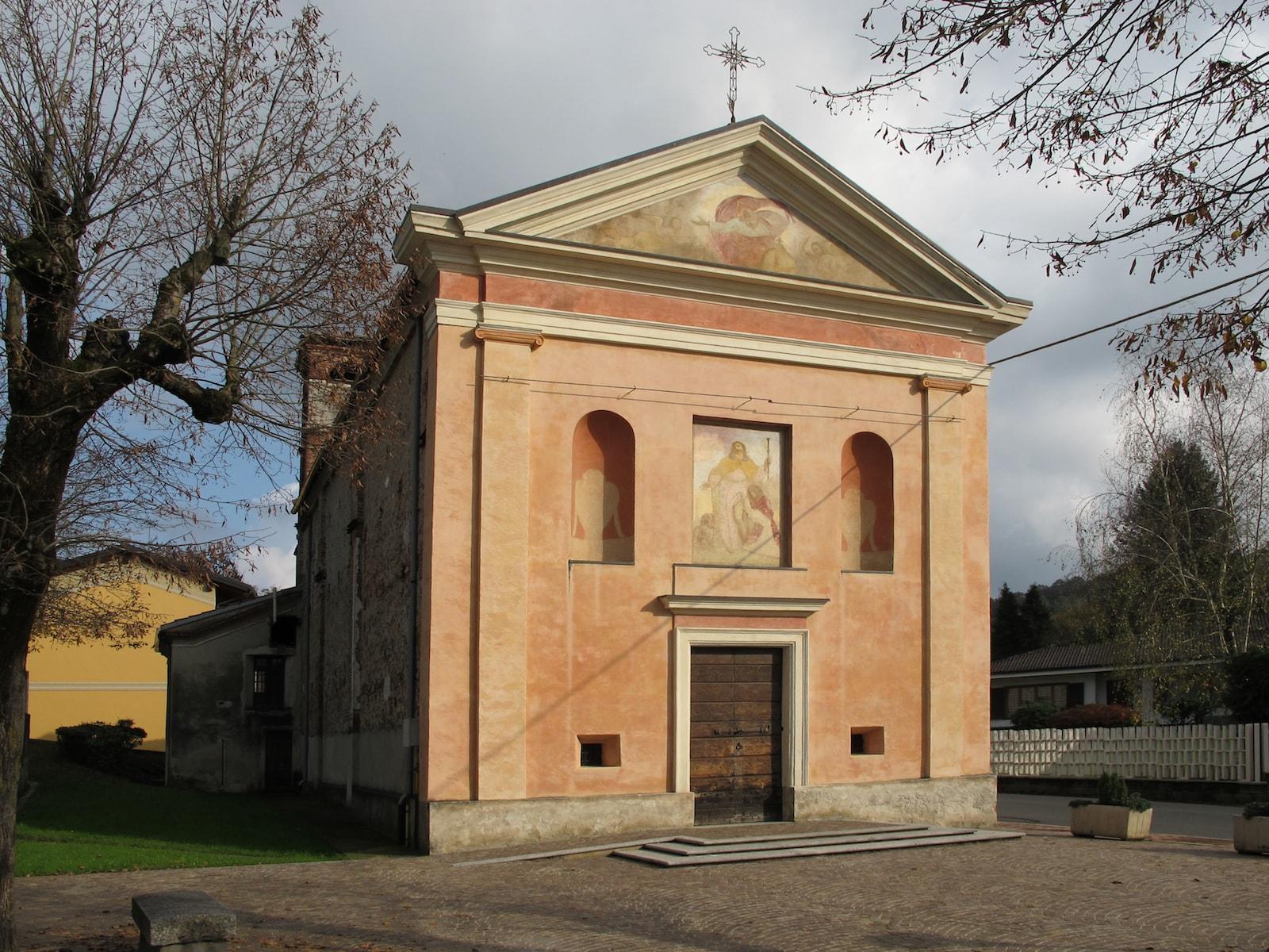 Chiesa di San Rocco (Frazione Torchio)