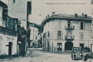 Piazza Vittorio Cacciami