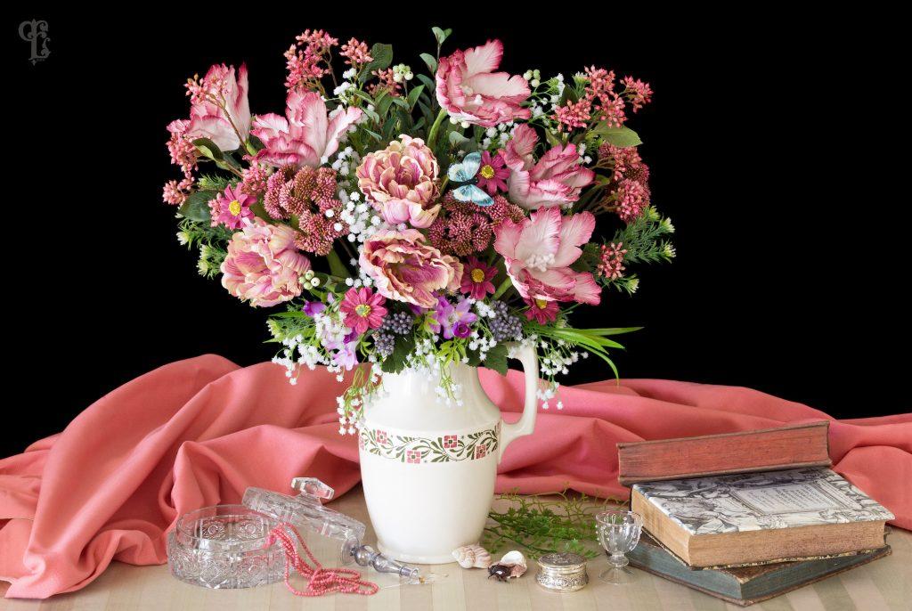 Tulpenmanie - Vanitas